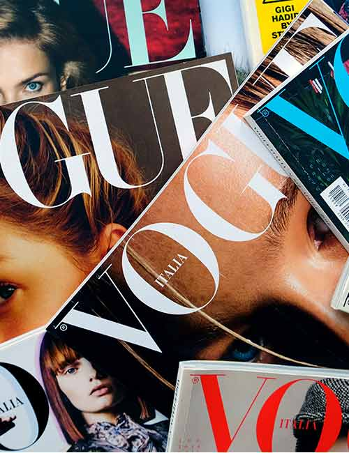 The Five Most Popular Fashion Magazines Today