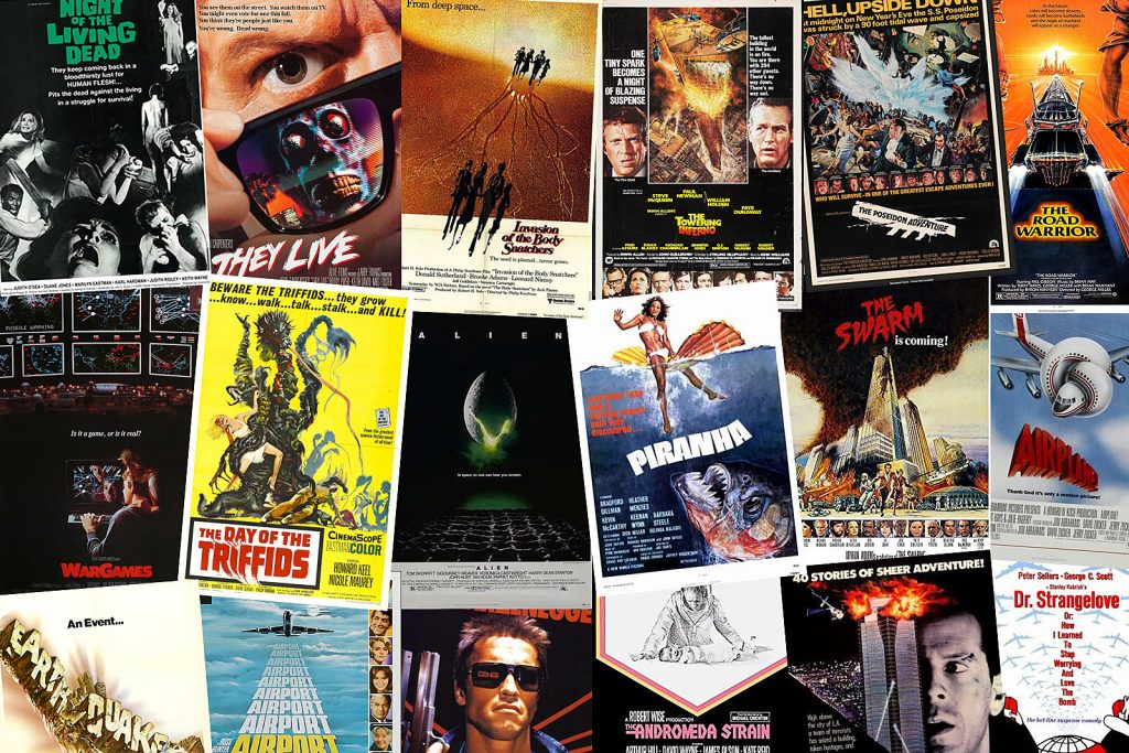 Top Six Apocalyptic Disaster Movies