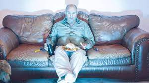 We Have Become a Nation of Couch Potatoes