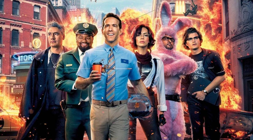 Who is Ryan Reynolds, the Star of the Recently Released Movie Free Guy